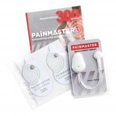Pijnvrij thuis dankzij behandeling Painmaster (elektroden en pijnpleisters)