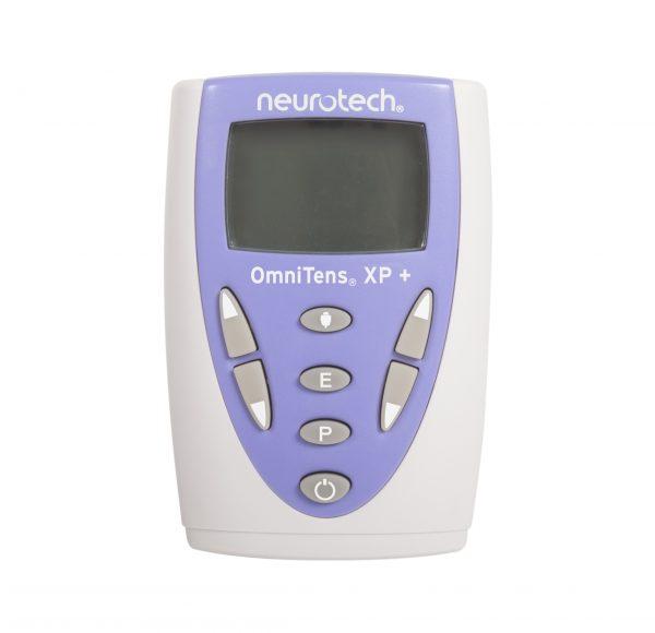 OmniTENS XP+ kopen, inclusief zelfklevende elektroden