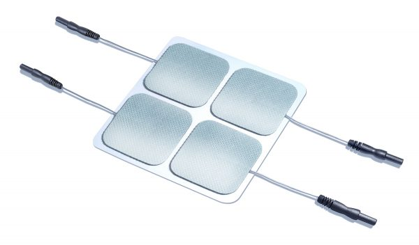 Elektroden ten behoeve van TENS, Stimex